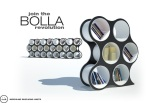 Bolla 6 shelving unit